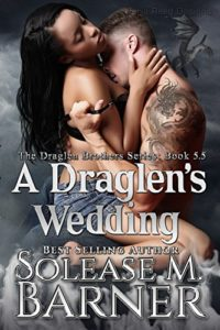 Book Cover: A Draglen's Wedding