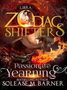 Book Cover: Passionate Yearning